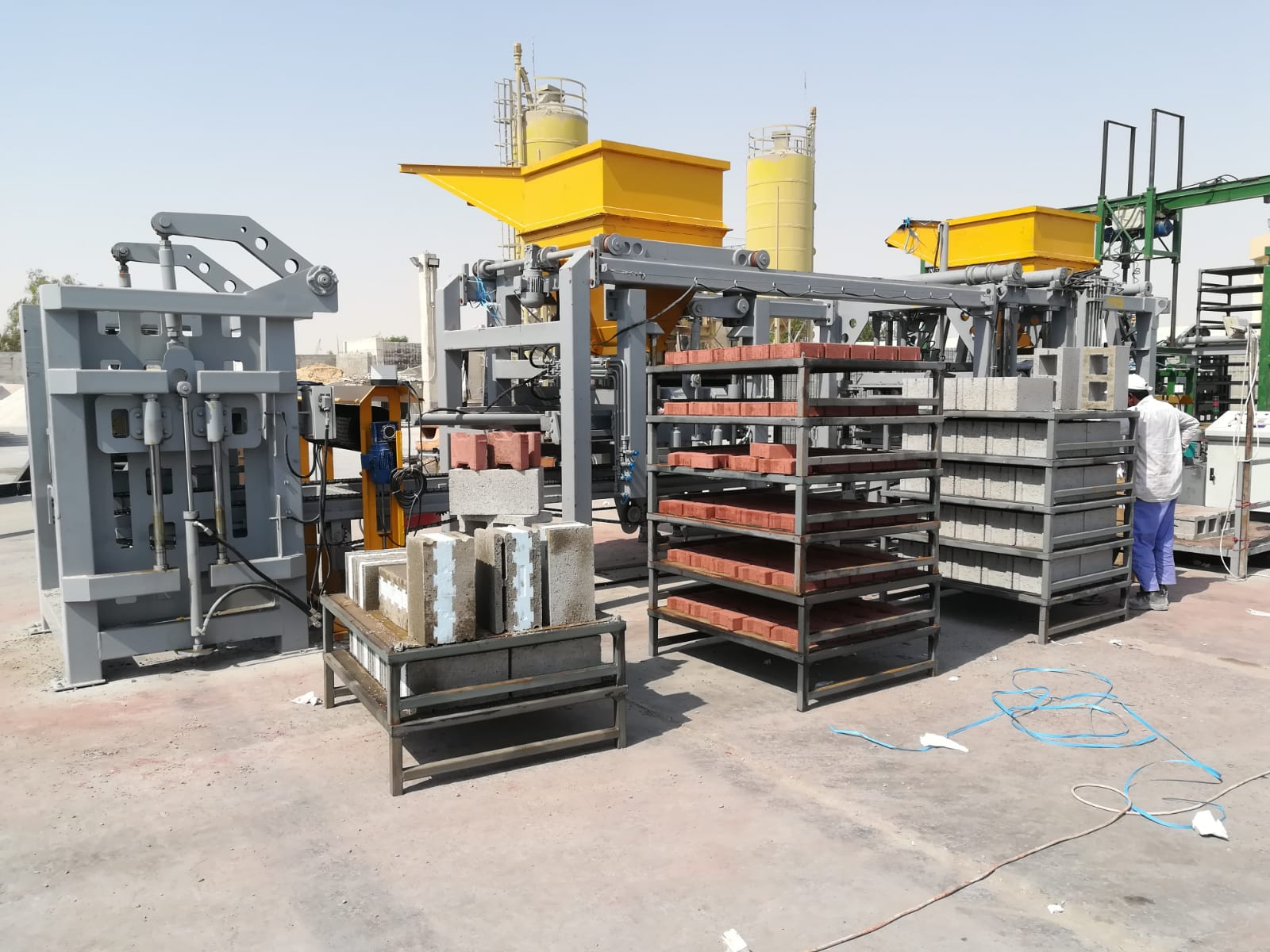 Alkhor Block Factory - Mr. Ali